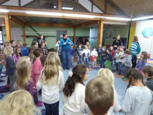 2014.12.08. Kooperationsprojekt Musical Proben Bild 2
