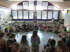 2015.03.25. Schulversammlung Ostern Bild 2