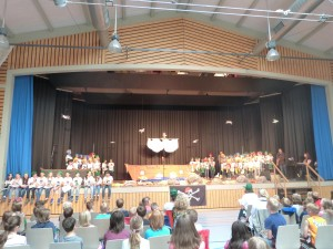 2015.06.19. Generalprobe Musical Der Piratenschatz 1
