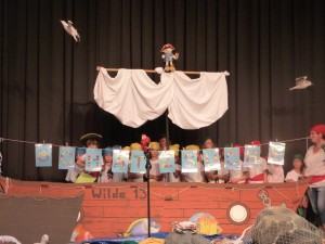 2015.06.19. Generalprobe Musical Der Piratenschatz 4