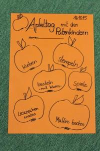 2015.10.16 Patenaktion Klassen 1b + 3b 01