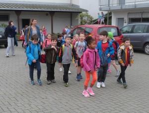2016.06.03. Sportfest Essenheim - Klasse 1a 01