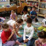 2016.07.05. Besuch der Gemeindebücherei Klasse 1a 02